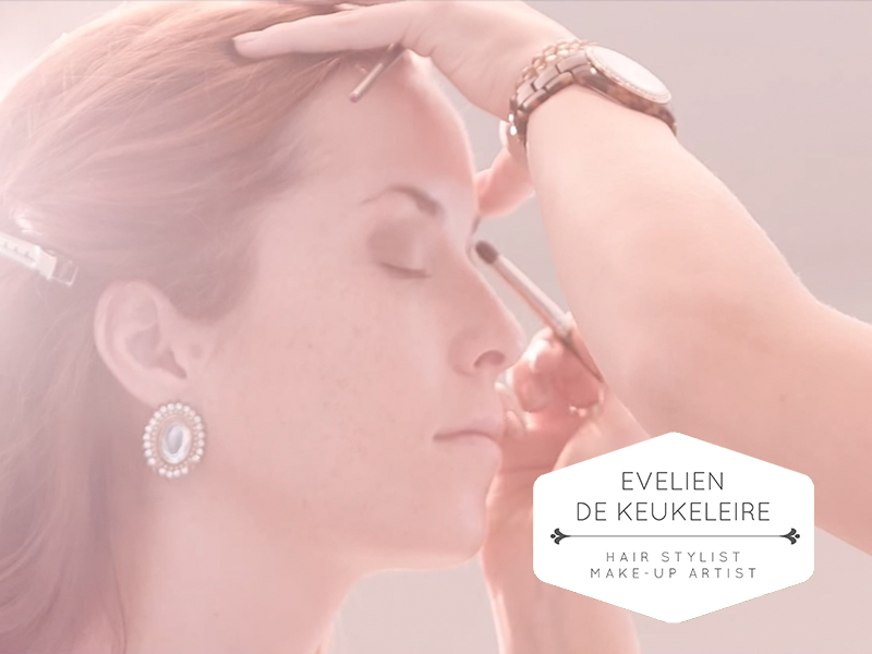 Evelien De Keukeleire – Hair Stylist & Make-Up Artist