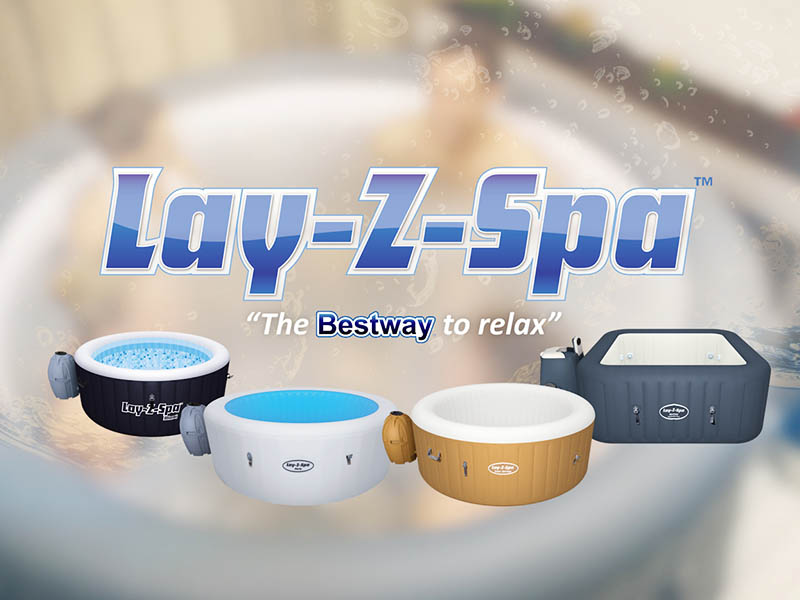 Bestway – Lay-Z-Spa – TV-SPOT