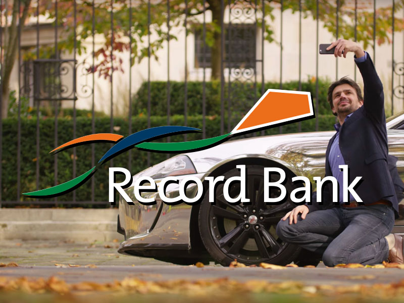 Record Bank – Get This Car