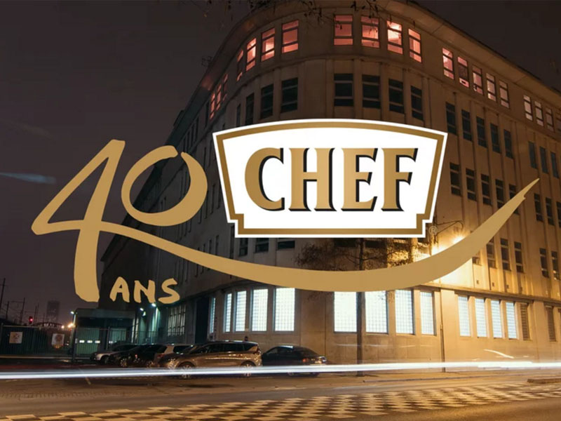 40 years CHEF – Nestle
