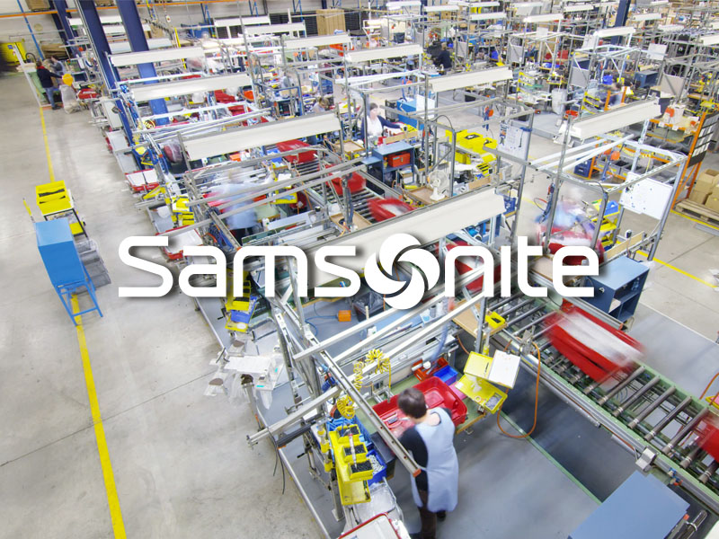 Samsonite Europe
