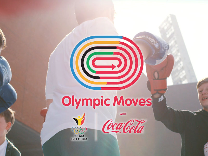 Olympic Moves 2018