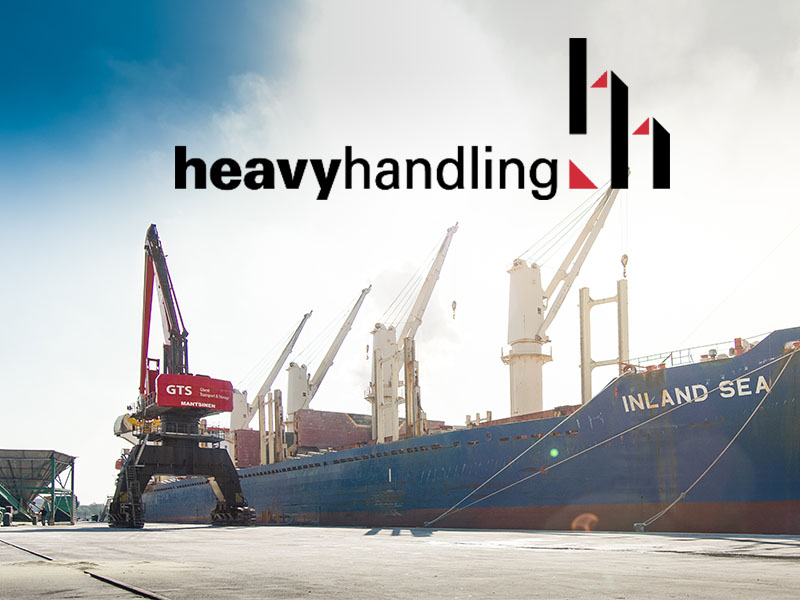 Heavy Handling | Mantsinen Group Ltd Oy