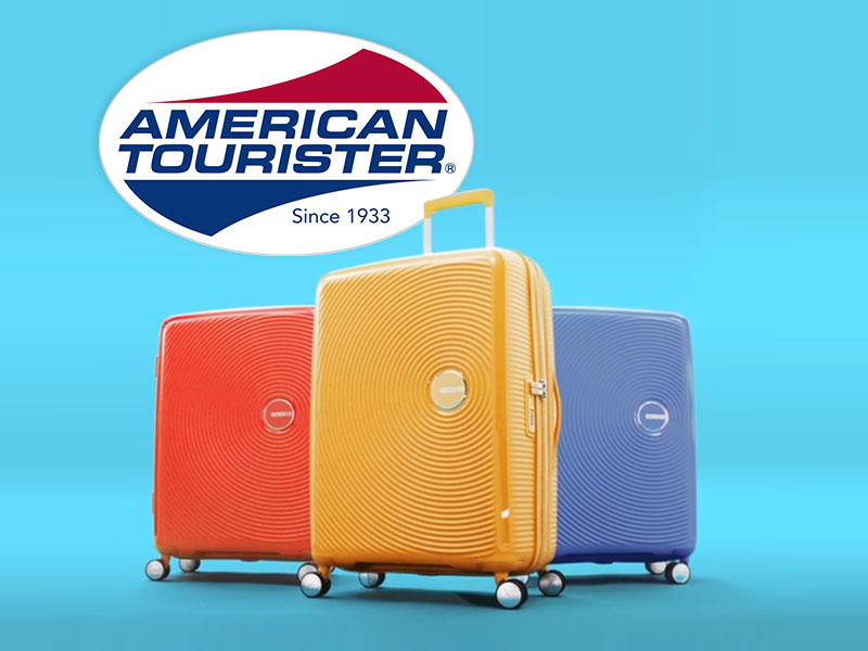 American Tourister – Commercial