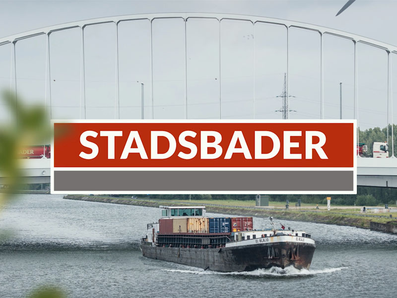 Stadsbader – Corporate Movie