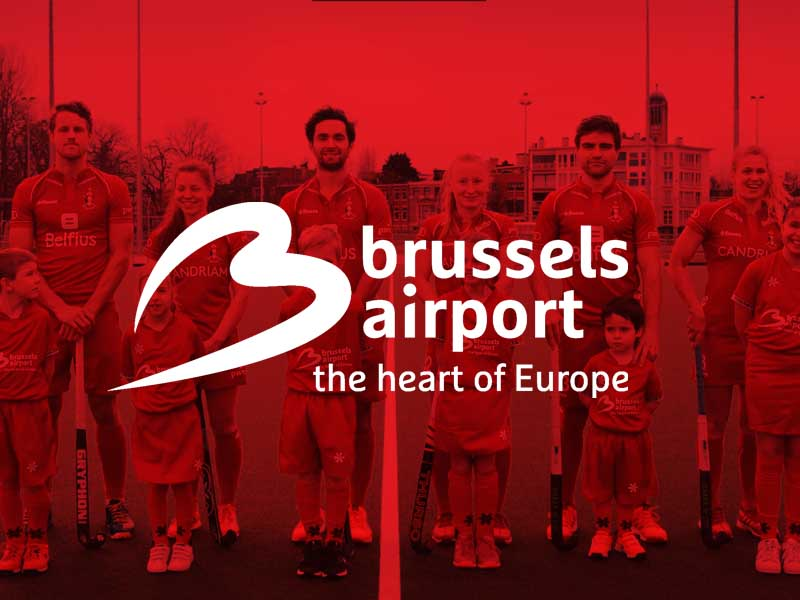 Brussels Airport – Kids Line-Up